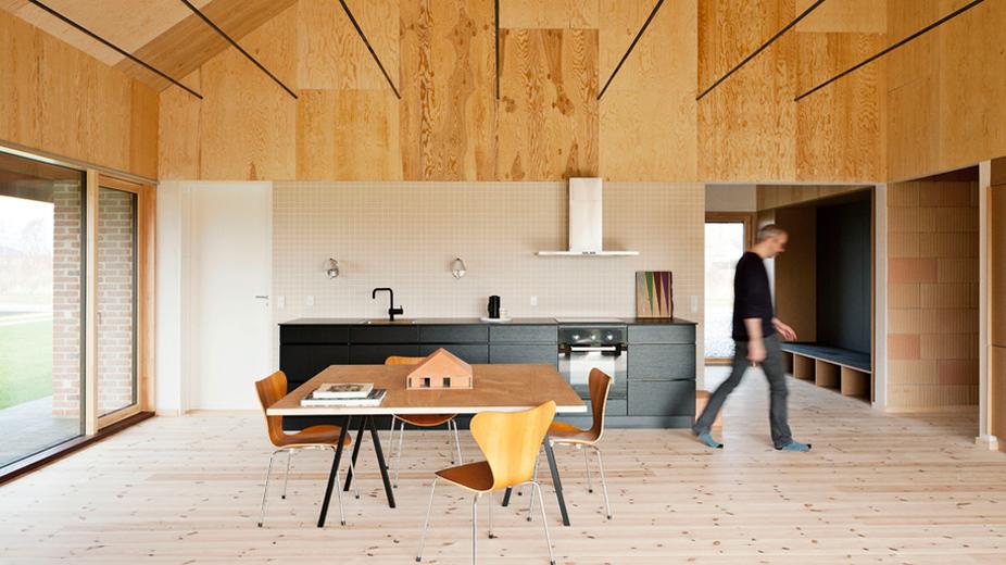 Back to nature innovative architektur mit lehm und holz - Mini wohnzimmer ...