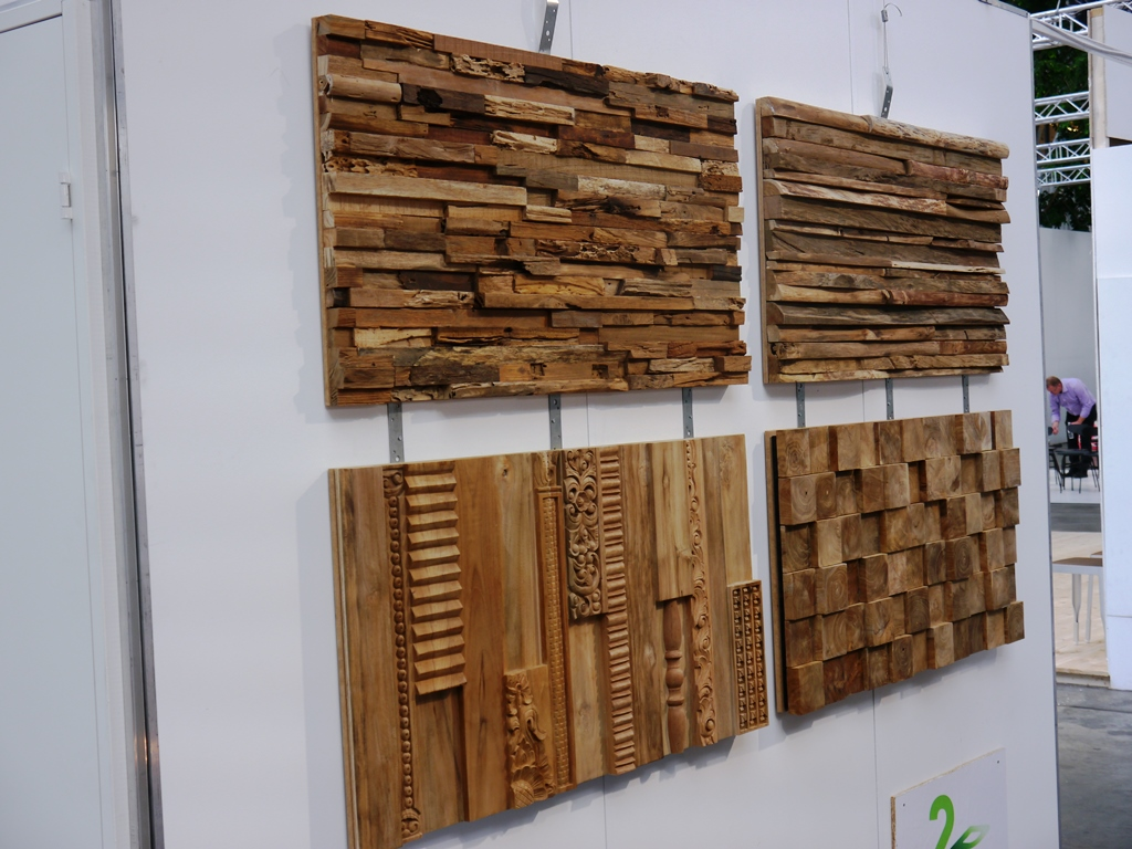 Design trade in kopenhagen august 2014 holzdesignpur - Wandpaneele holz ...
