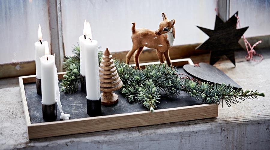 weihnachten ohne kitsch i holzdesignpur. Black Bedroom Furniture Sets. Home Design Ideas