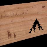 Grüße aus Holz