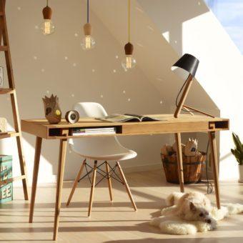 Moder Designer-Schreibtisch POET DESK von Nordic Tales