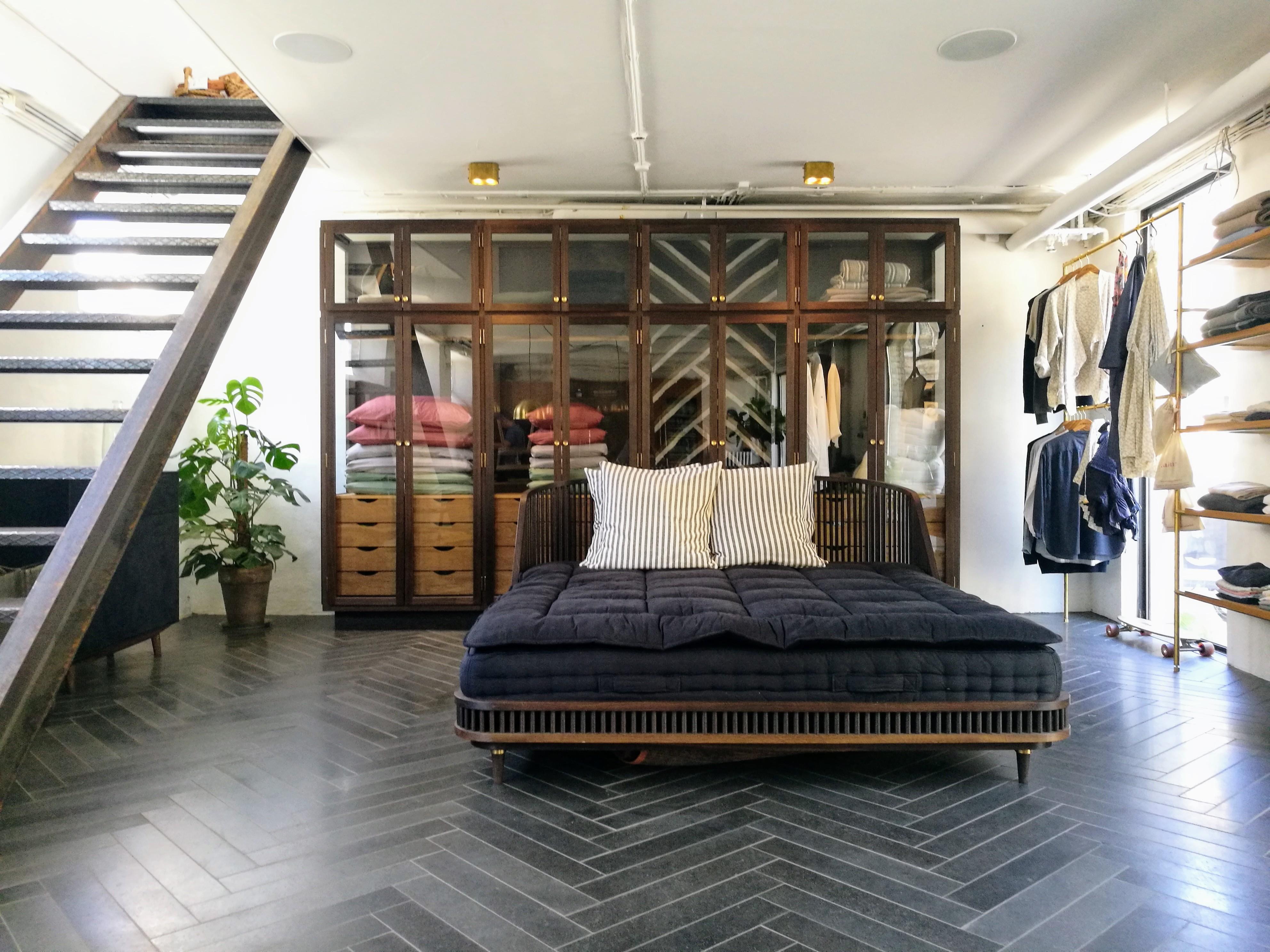Københavns Møbelsnedkeri - Schlafzimmer