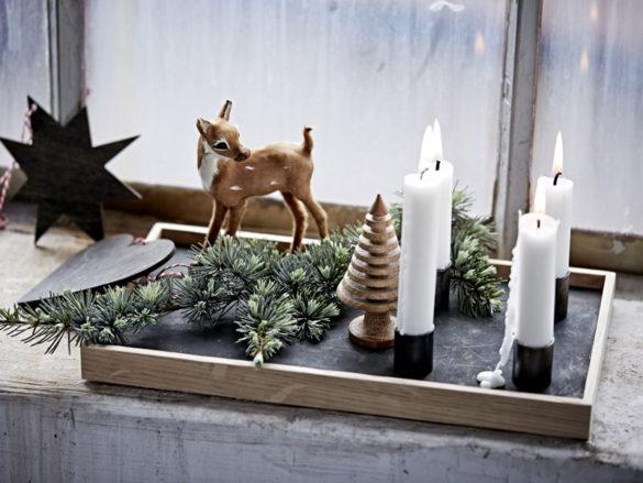 skandinavische weihnachten schlichte dekoideen bei. Black Bedroom Furniture Sets. Home Design Ideas