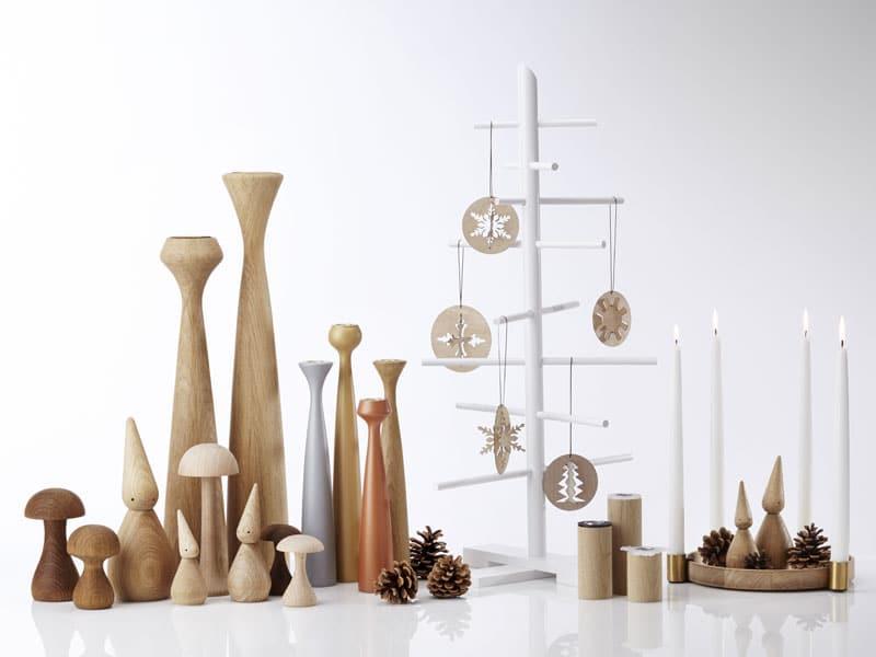 Weihnachtsdeko - Deko zu Weihnachten aus Holz von applicata