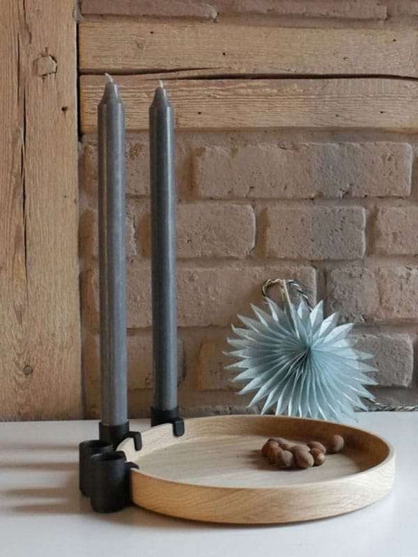 skandinavische weihnachten schlichte formen und farben. Black Bedroom Furniture Sets. Home Design Ideas