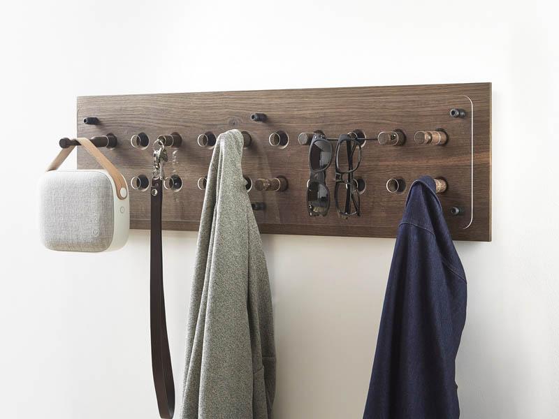 MOODBOARD von Roon & Rahn - Garderobe aus Eichenholz