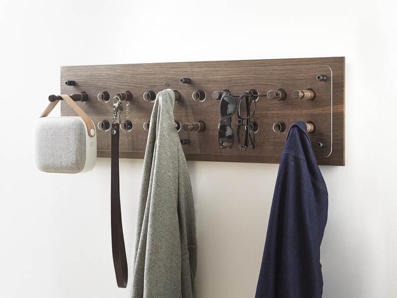 Designer-Garderobe von Roon & Rahn in Eiche geräuchert - MOODBOARD 2x10