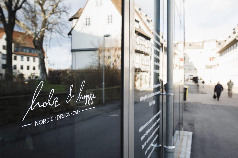 Holz & Hygge in Jena - Café und Showroom von HolzDesignPur