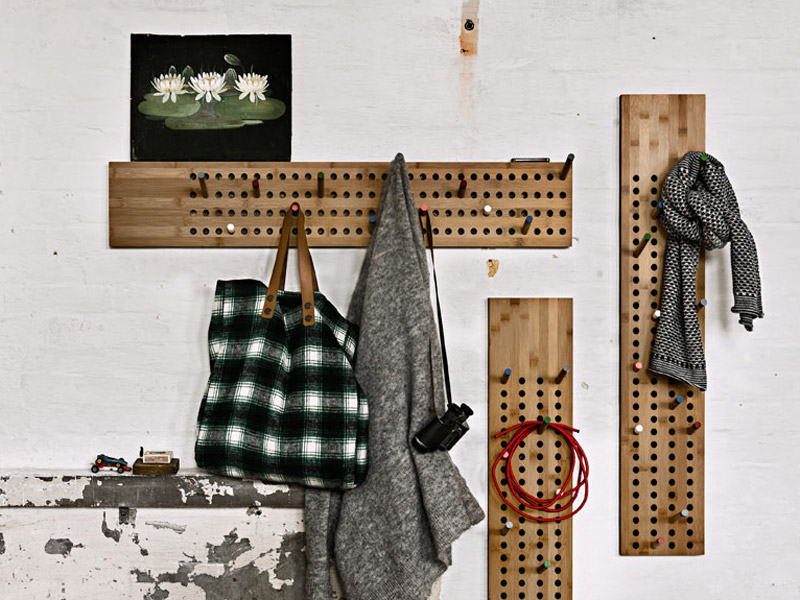 Den Eingangsbereich mit Möbeln von We Do Wood einrichten