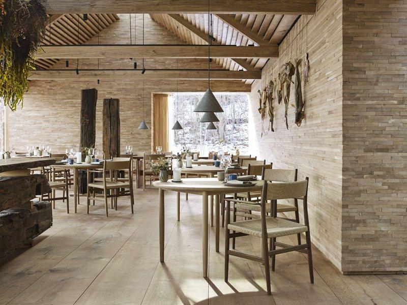 NOMA Restaurant Kopenhagen ARV Serie