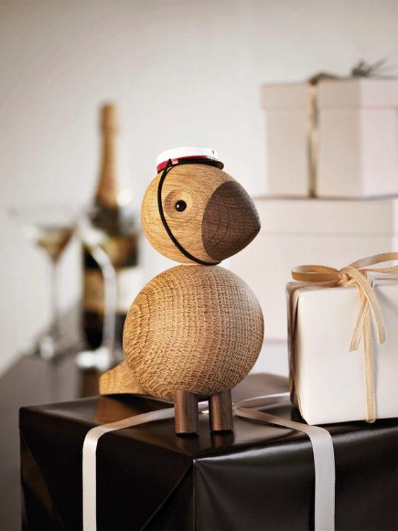 SONGBIRD von Kay Bojesen - Design Vogel aus Holz