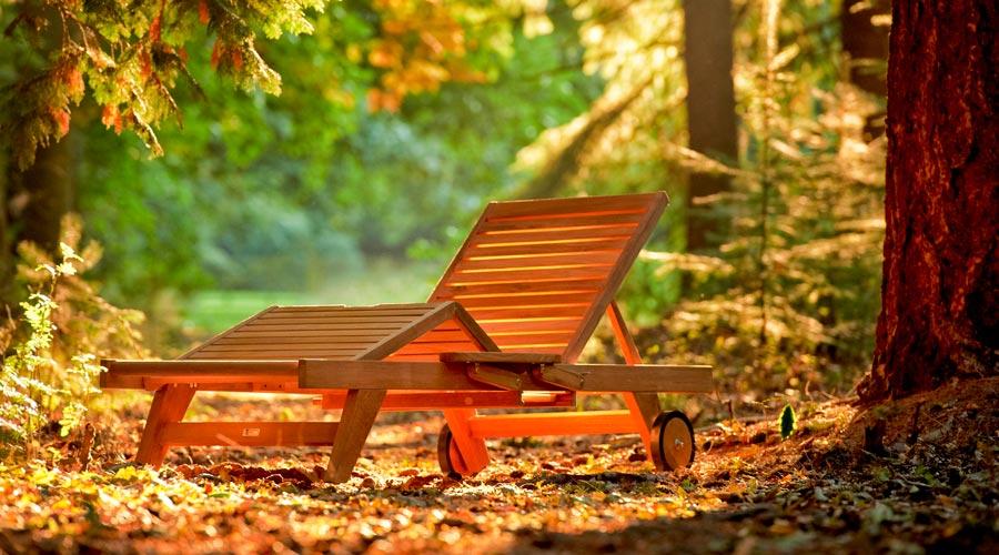 relaxliege f r den garten leah von traditional teak. Black Bedroom Furniture Sets. Home Design Ideas