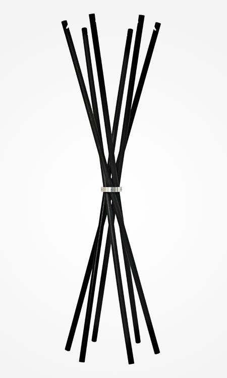Design Garderobenständer kleiderständer møbel copenhagen i holzdesignpur