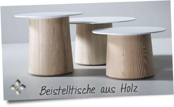 beistelltisch rund holz dunkel. Black Bedroom Furniture Sets. Home Design Ideas