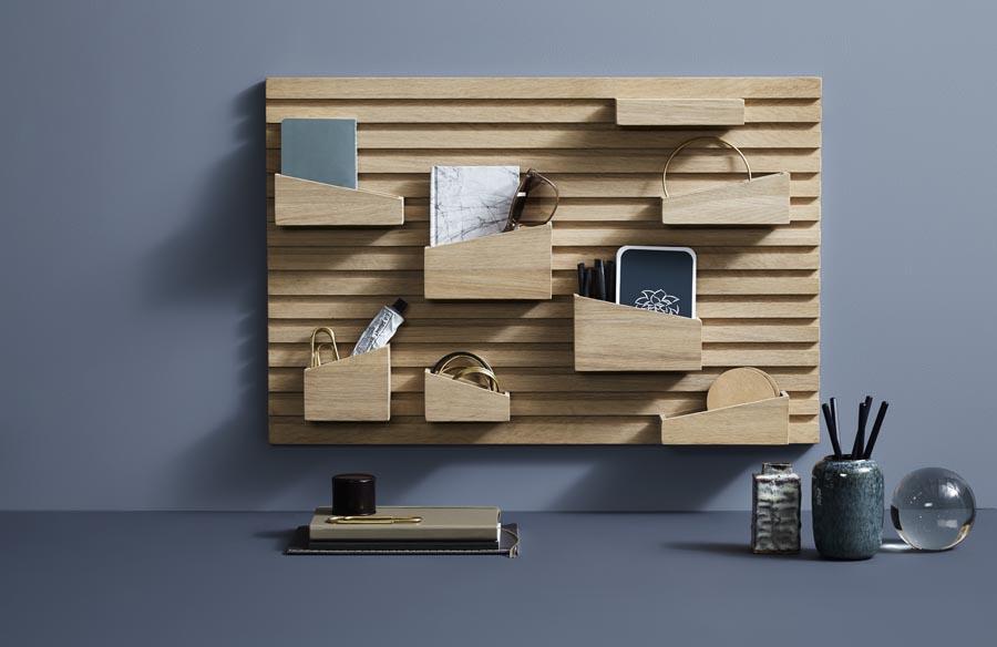 input organiser von woud i holzdesignpur. Black Bedroom Furniture Sets. Home Design Ideas