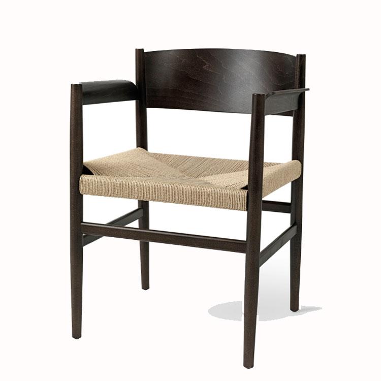 Shaker stuhl nestor chair von mater holzdesignpur - Stuhl mit namen ...