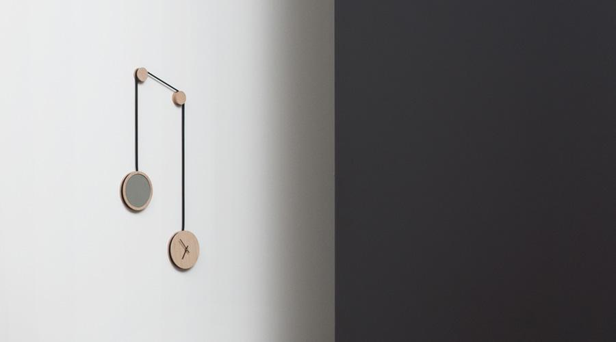 Designer wanduhr pendule von drugeot manufacture - Wanduhren design ausgefallene ...