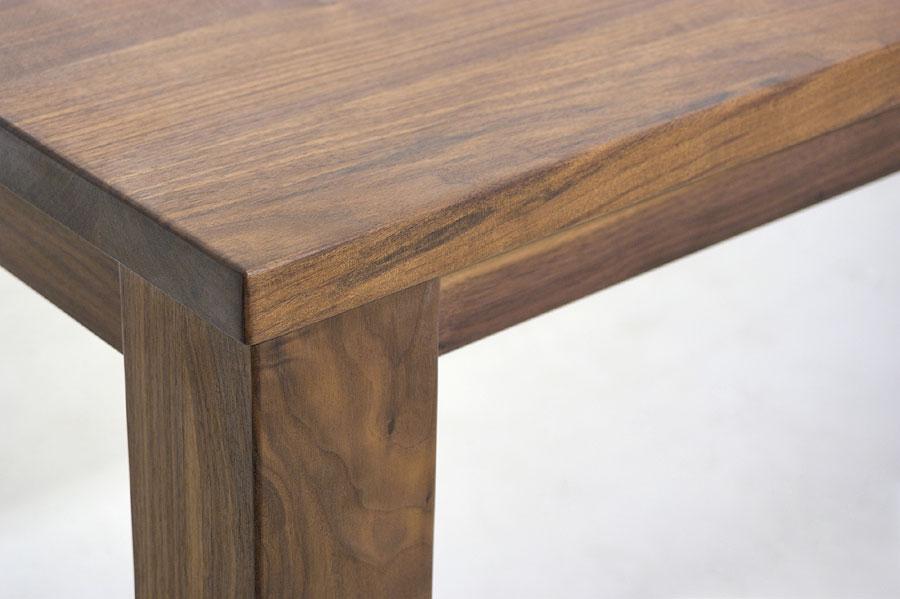 Massiver holztisch latest elegant holztisch with holz for Holztisch massiv design