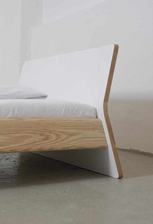 Massivholzbett PRIVATE SPACE von Ellenberger design