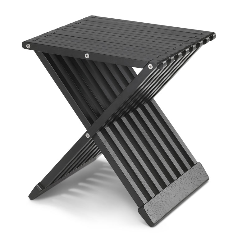 design hocker fionia von skagerak i holzdesignpur. Black Bedroom Furniture Sets. Home Design Ideas