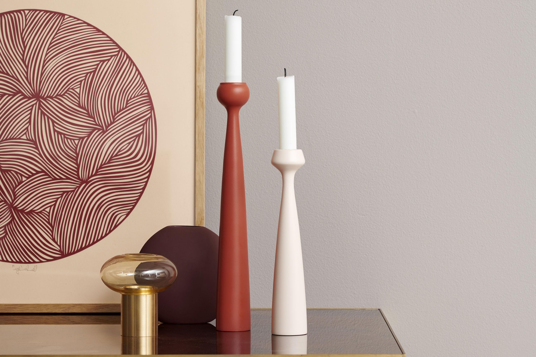 design kerzenst nder blossom lily von applicata. Black Bedroom Furniture Sets. Home Design Ideas