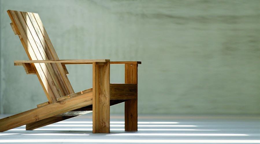 gartenstuhl batten von jan kurtz i holzdesignpur. Black Bedroom Furniture Sets. Home Design Ideas