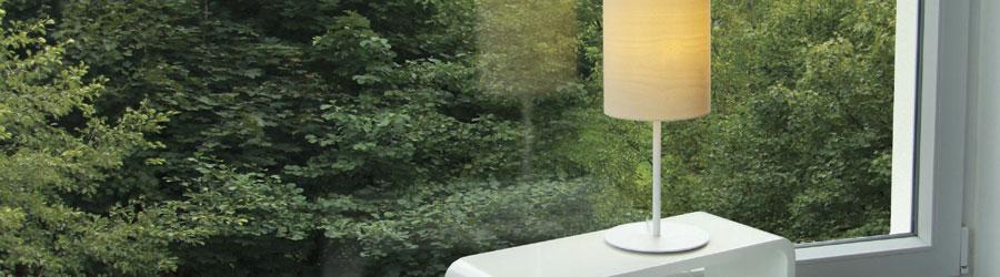 designer tischleuchten aus holz i holzdesignpur. Black Bedroom Furniture Sets. Home Design Ideas