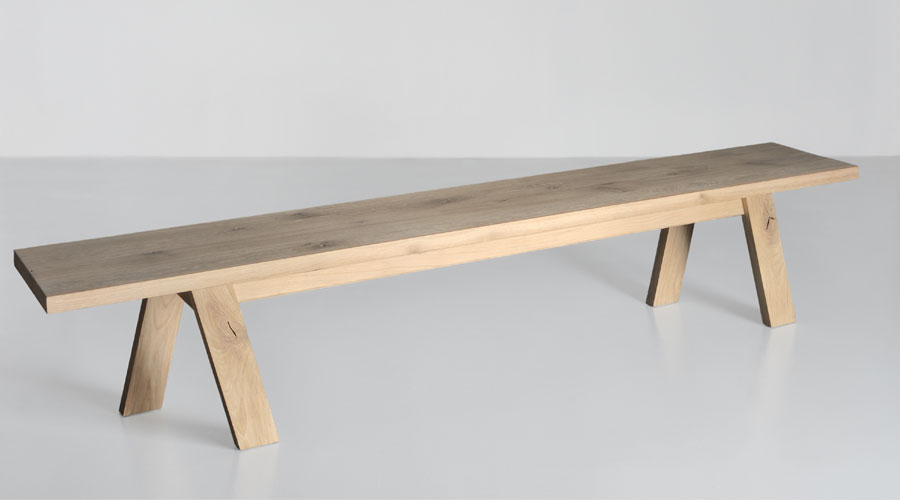 design sitzbank aus massivholz die bank go von vitamin. Black Bedroom Furniture Sets. Home Design Ideas