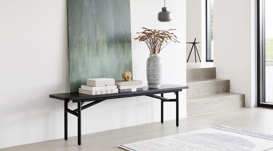 Designer Sitzbank Diagonal Von Woud I Holzdesignpur