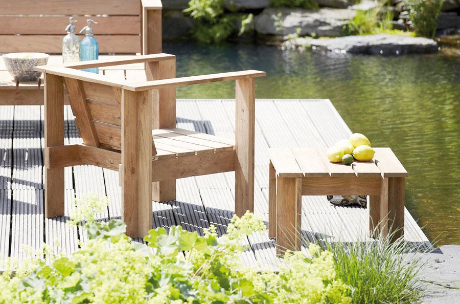 Gartensessel batten von jan kurtz i holzdesignpur for Loungemobel outdoor holz