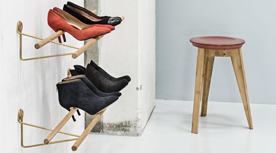 Schuhregal Shoe Rack Von Wedowood I Holzdesignpur