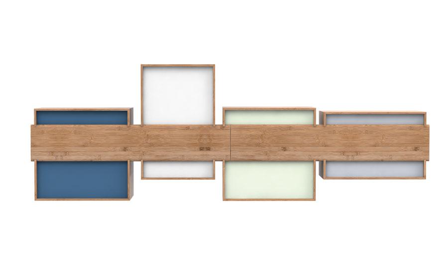 Design Wandregal Sj Bookcase Von We Do Wood