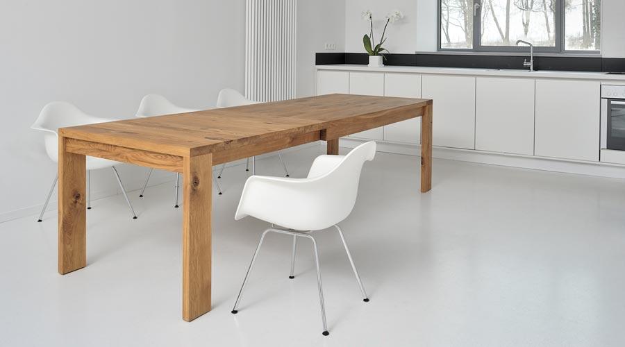 design ausziehtisch eiche die neuesten innenarchitekturideen. Black Bedroom Furniture Sets. Home Design Ideas