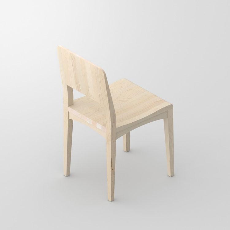 Massivholz Stuhl Intus Von Vitamin Design Holzdesignpur