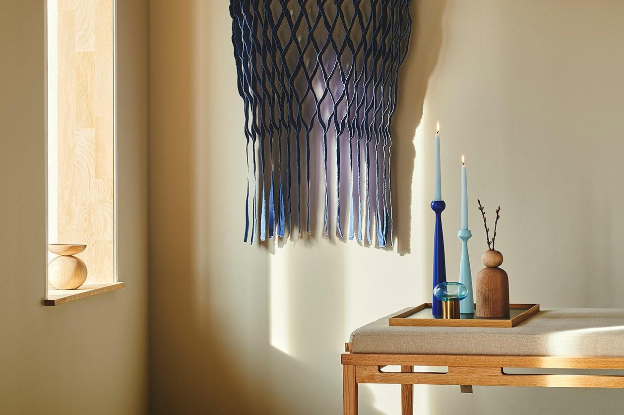 designer kerzenst nder blossom tulip von applicata. Black Bedroom Furniture Sets. Home Design Ideas