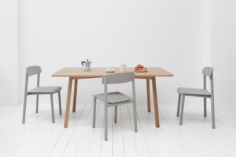 Massivholz Tisch Profile Table Square Von Stattmann Holzdesignpur