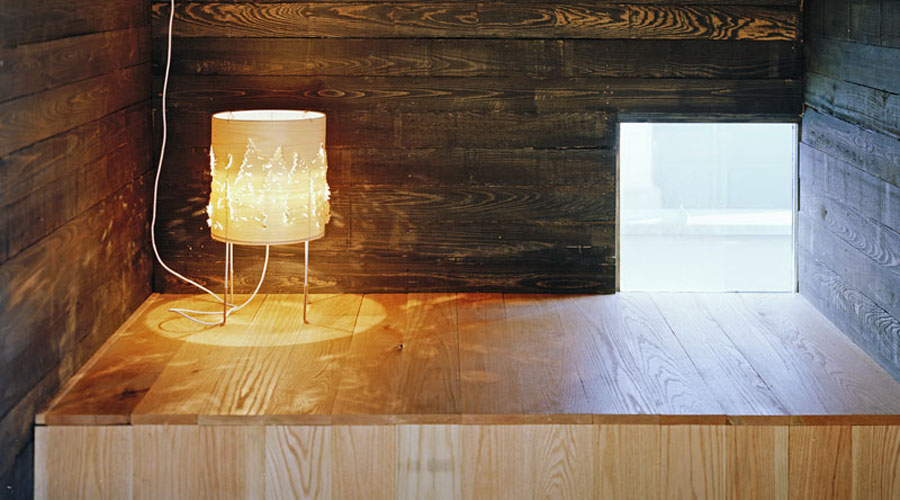 lampen im modernen landhausstil norwegian forest tischleuchte von cathrine kullberg. Black Bedroom Furniture Sets. Home Design Ideas
