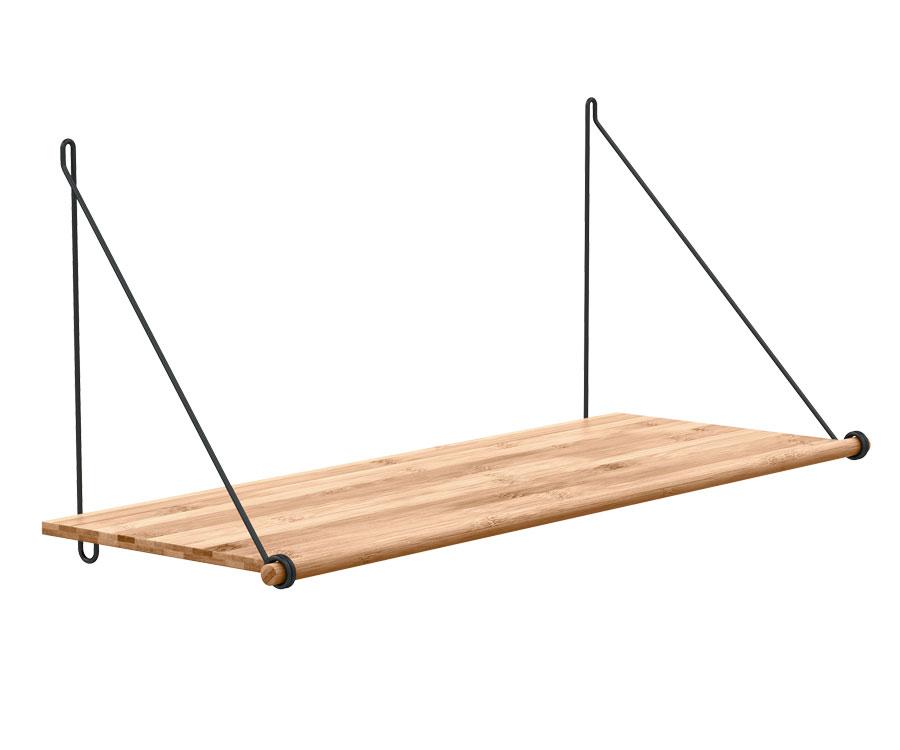 Wandregal Loop Shelf Von We Do Wood I Holzdesignpur