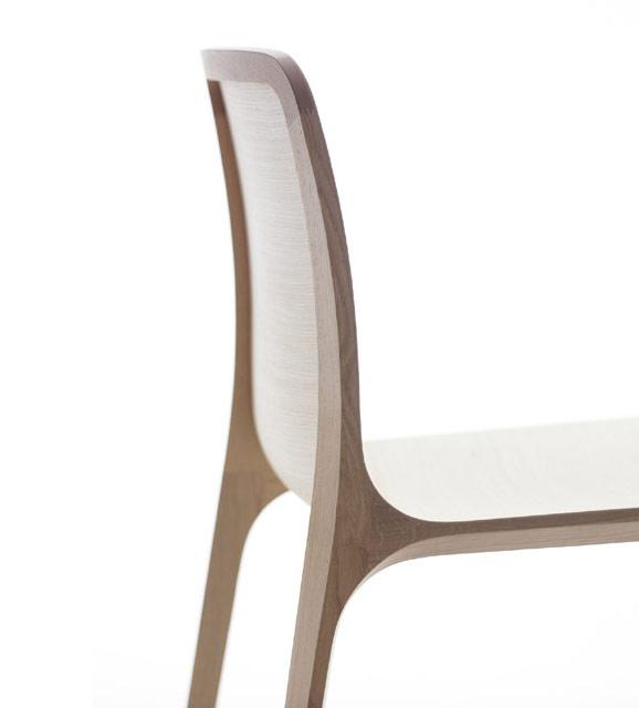 Design stuhl frida von pedrali holzdesignpur for Design stuhl holz