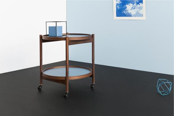 100 Jahre Bauhaus Brdr. Krüger Tray Table