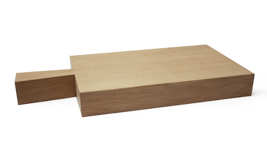 holzbrett mit griff von raumgestalt i holzdesignpur. Black Bedroom Furniture Sets. Home Design Ideas